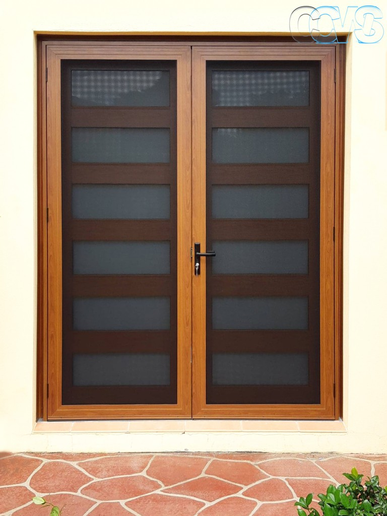 CCWS Branded Darley  Double Doors Outside - Home Space